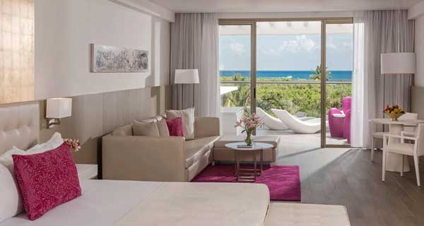 Accommodations - Platinum Yucatan Princess All Suites & Spa Resort Adults Only